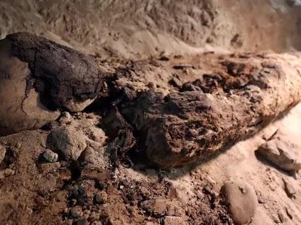 Arkeolog menemukan 17 mumi di Mesir tengah