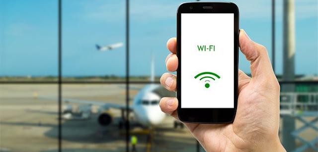 Wow..Inilah Daftar Password Wifi di Bandara Seluruh Dunia