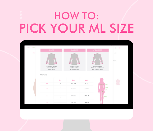 How to pick your Marleylilly clothing size