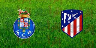 موعد مباراة أتلتيكو مدريد وبورتو في دوري أبطال أوروبا والقنوات الناقلة