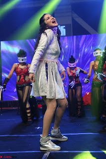 Sunny Leone Dancing on stage At Rogue Movie Audio Music Launch ~  179.JPG