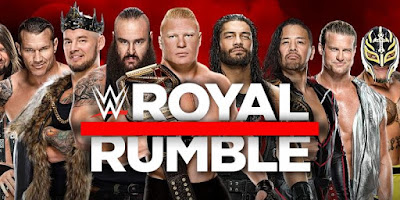 WWE Royal Rumble Results (1/26) - Houston, TX