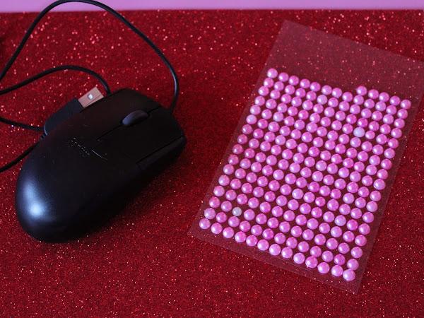 DIY - Como decorar um rato para pc