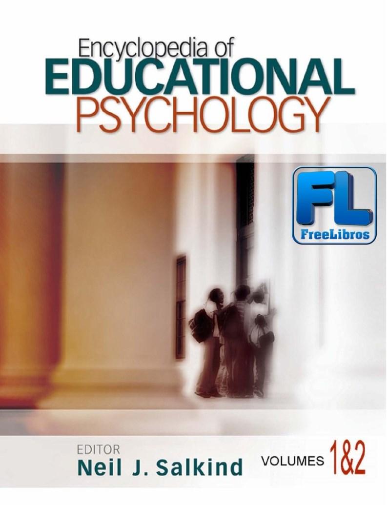 Encyclopedia of Educational Psychology – Neil J. Salkind