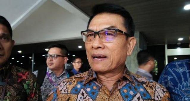 Berang 3% Prajurit TNI Terpapar Radikal, Moeldoko: Buang ke Laut Aja!