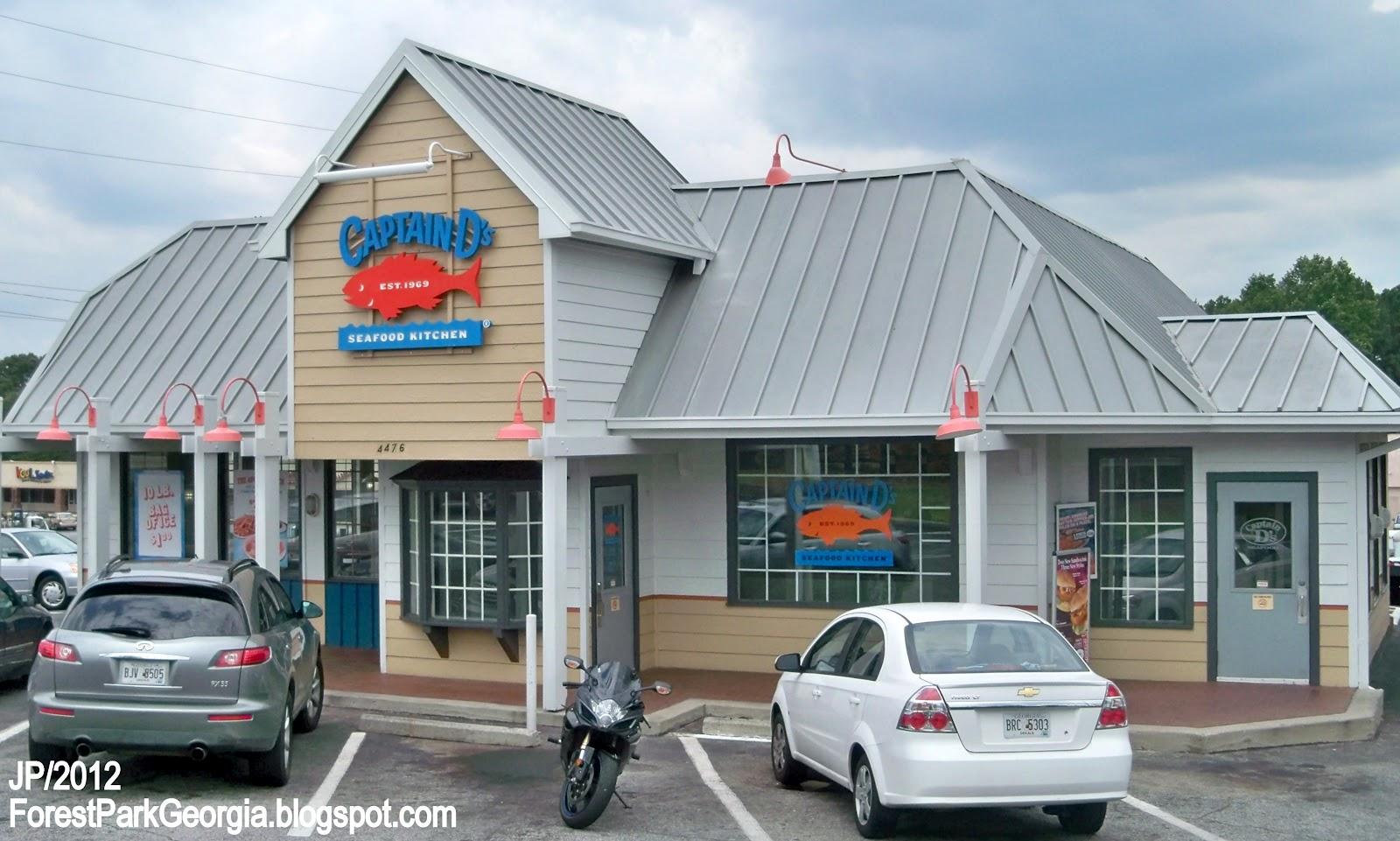 Fast Food Restaurants In Ga