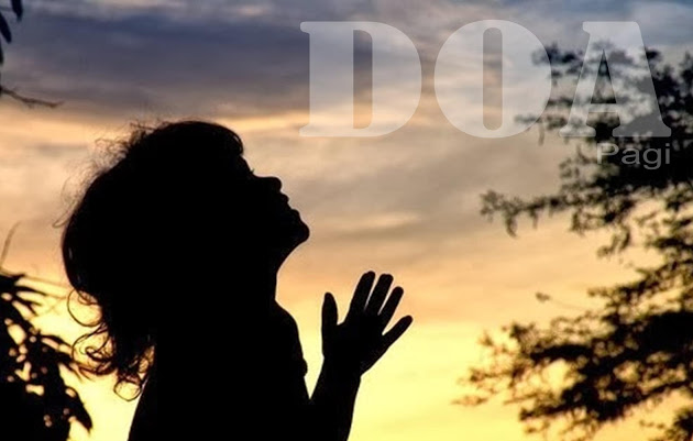 Contoh Doa Pagi Rohani Kristen