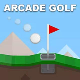 Golf Yarışı - Arcade Golf