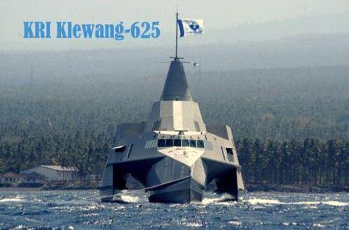 KRI Klewang 625
