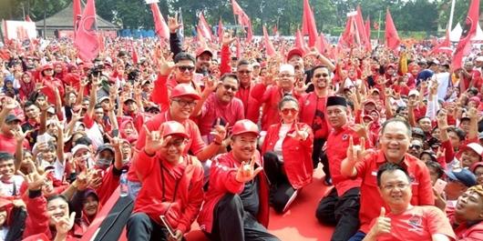 Rano Karno Yakin Suara Jokowi Lebih dari 60% di Banten karena Faktor Ma'ruf Amin