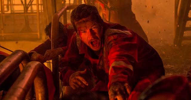 """Segundo trailer de """"Horizonte Profundo: Desastre no Golfo"""" recria o verdadeiro desastre"""