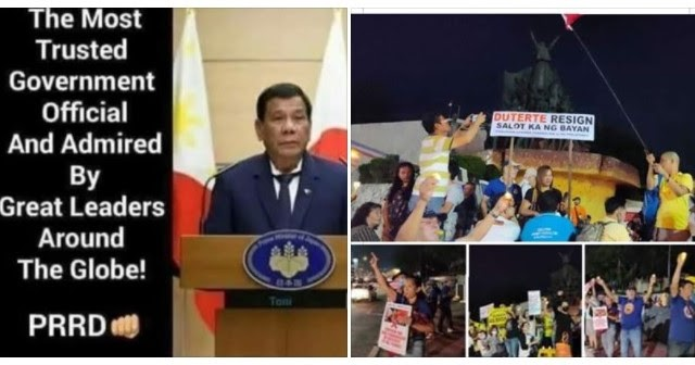 Pres Duterte most admired by great leaders around the globe: EDSA People Power is no longer the music of Filipinos