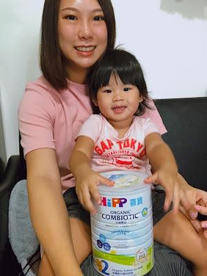 ❤ 給寶寶最好的 ‧ 我就揀德國有機奶粉 HiPP喜寶 ❤