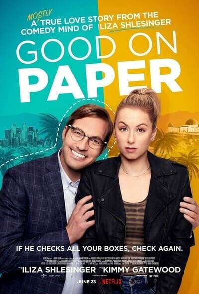 Film Good on Paper Sinopsis & Review Movie (2021)