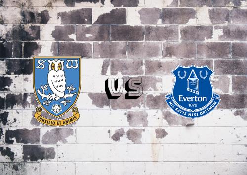 Sheffield Wednesday vs Everton  Resumen