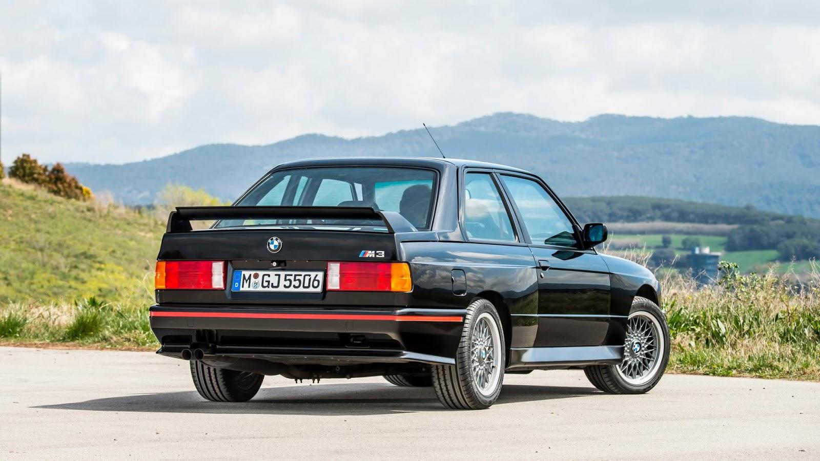BMW M3 Sport Evo - 1990