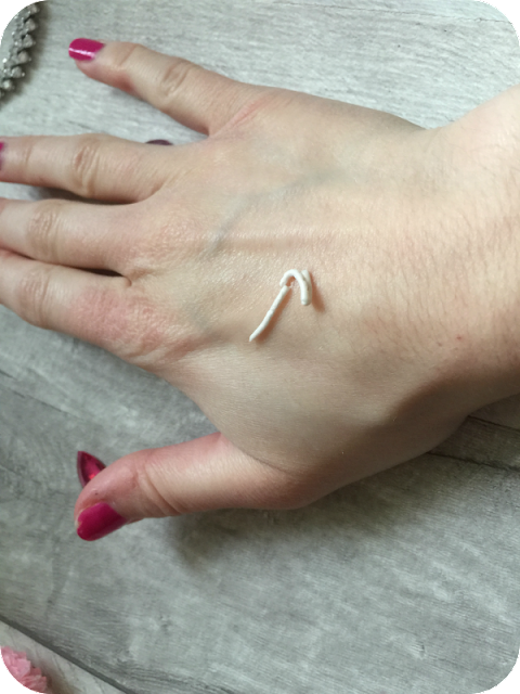 primer perfect glow primer swatch