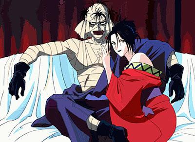 Yumi / Shishio (Rurouni Kenshin)