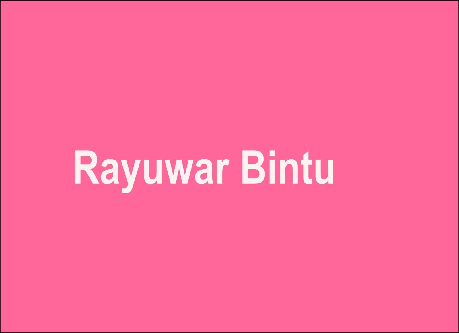 Rayuwar Bintu Complete hausa novels pdf - Gidan Labarai