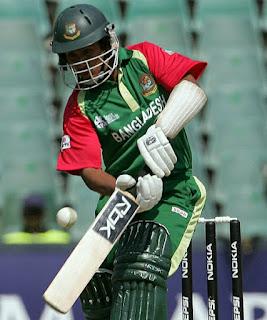 Mohammad Ashraful 61 - West Indies vs Bangladesh 5th Match ICC World T20 2007 Highlights