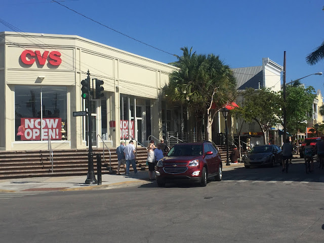 CVS on Duval Street, Key West, Florida