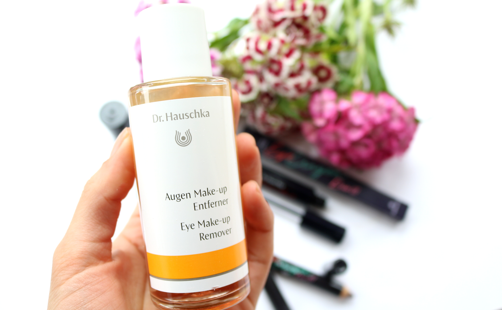 Dr. Hauschka Eye Makeup Remover review