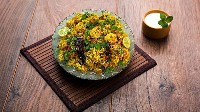 Prawn Pulao Recipe: The Perfect Dish for All the Seafood Lovers