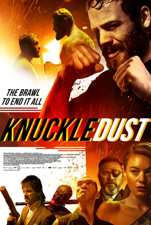 knuckledust poster