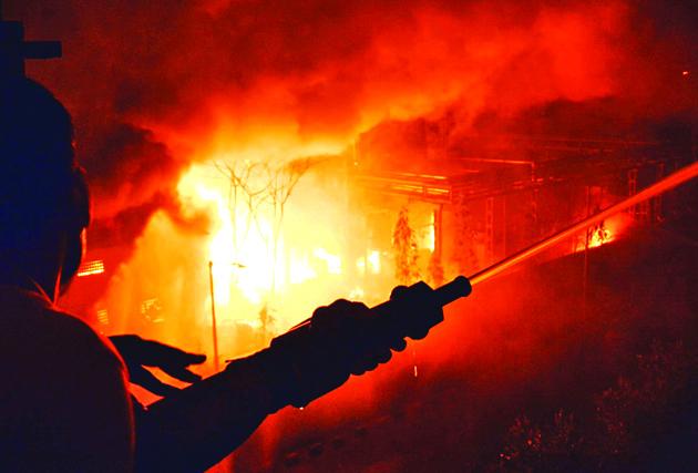 Dinesh Kamath: Dinesh Kamath's news item 'Chemical factory catches