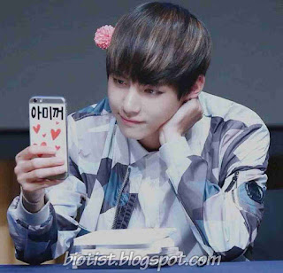 Kim Taehyung BTS Cute Photos