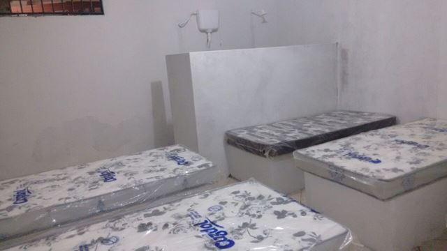 Novos alojamentos para adolescentes que cumprem medidas socioeducativas. Foto: +GovernoMA