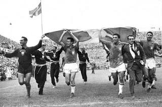 Brasil, Brazil, Mundiales, World Cup, Suecia 1958, Sweden 1958,
