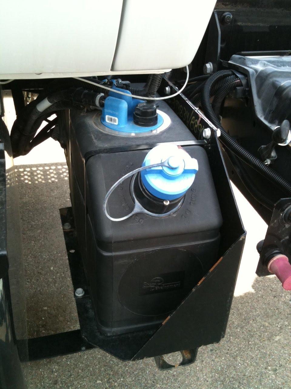 Diesel Exhaust Fluid >> Cummins Diesel SCR DPF DEF Failure, Other OEM Aftertratment Pic's: DEF Tank