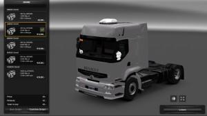 Truck - Renault 420