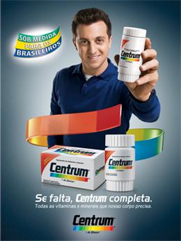 Em 2010, a marca lançou no mercado brasileiro CENTRUM SELECT, cuja fórmula  foi desenvolvida com doses extras de 7 micronutrientes antioxidantes   vitamina A ... 1d0d2554f3