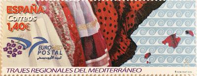 TRAJES REGIONALES DEL MEDITERRÁNEO