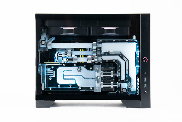 MAINGEAR Launches Compact Powerhouse TURBO Desktop Featuring New AMD Ryzen 3000XT Series
