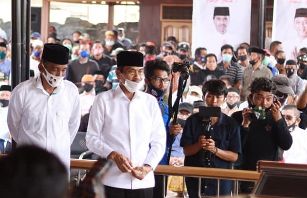 Pamit Sebagai Wakil Bupati, Thahar Rum:  Insha Allah Kita Akan Terus Bersama Membangun Luwu Utara