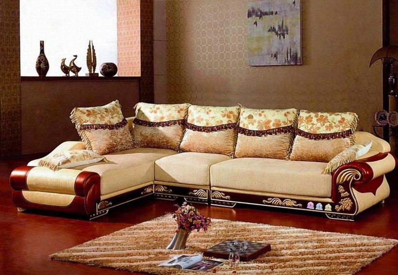 sofa ruang tamu merah 3