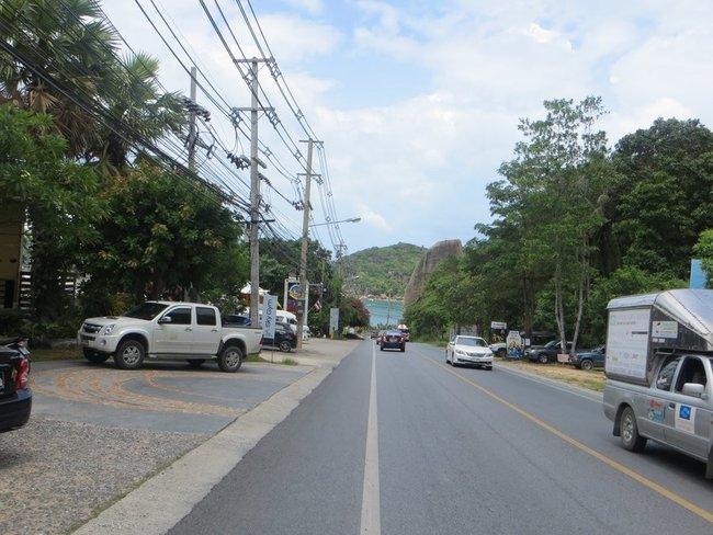 Чистые дороги Таиланда