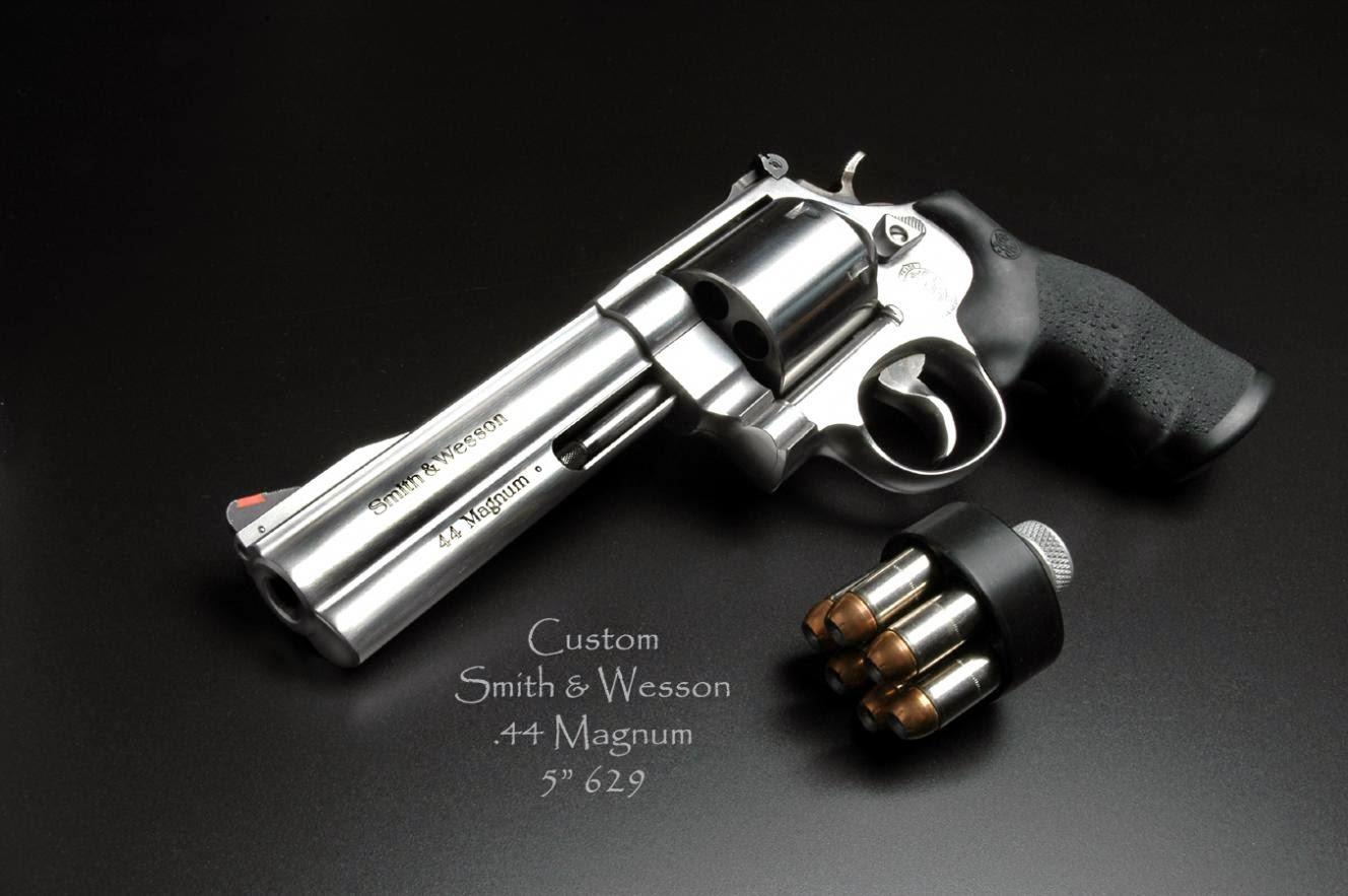 Tincanbandit S Gunsmithing Featured Gun The S Amp W 629 Classic