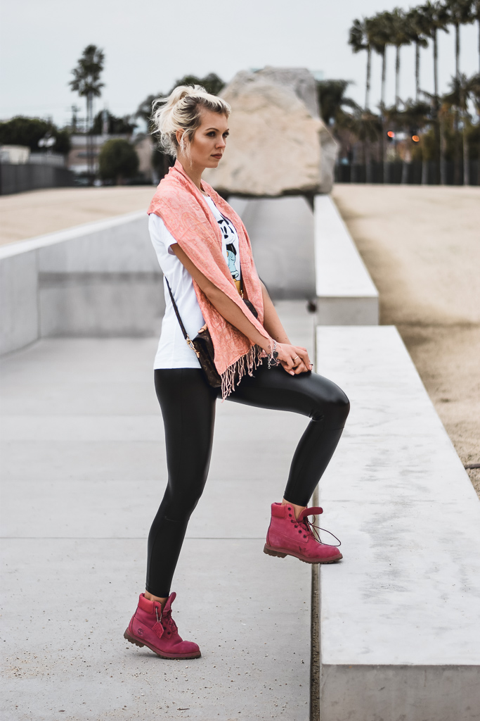 how to style colorful outfits