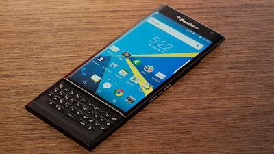 Smartphone Blackberry Priv Android