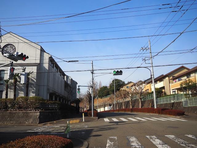 日本基督教団 鶴川教会