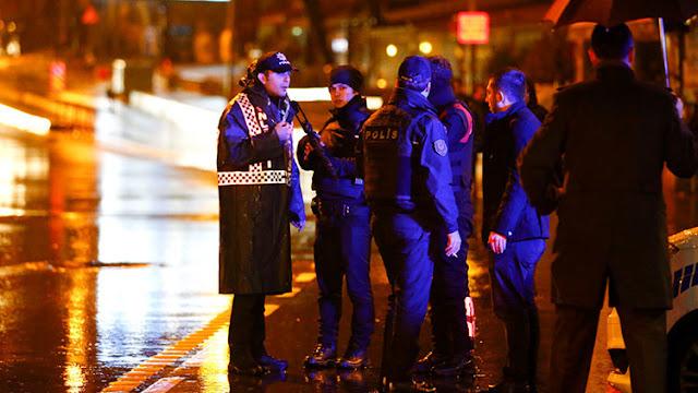 Detienen a 8 personas sospechosas por el ataque de Estambul