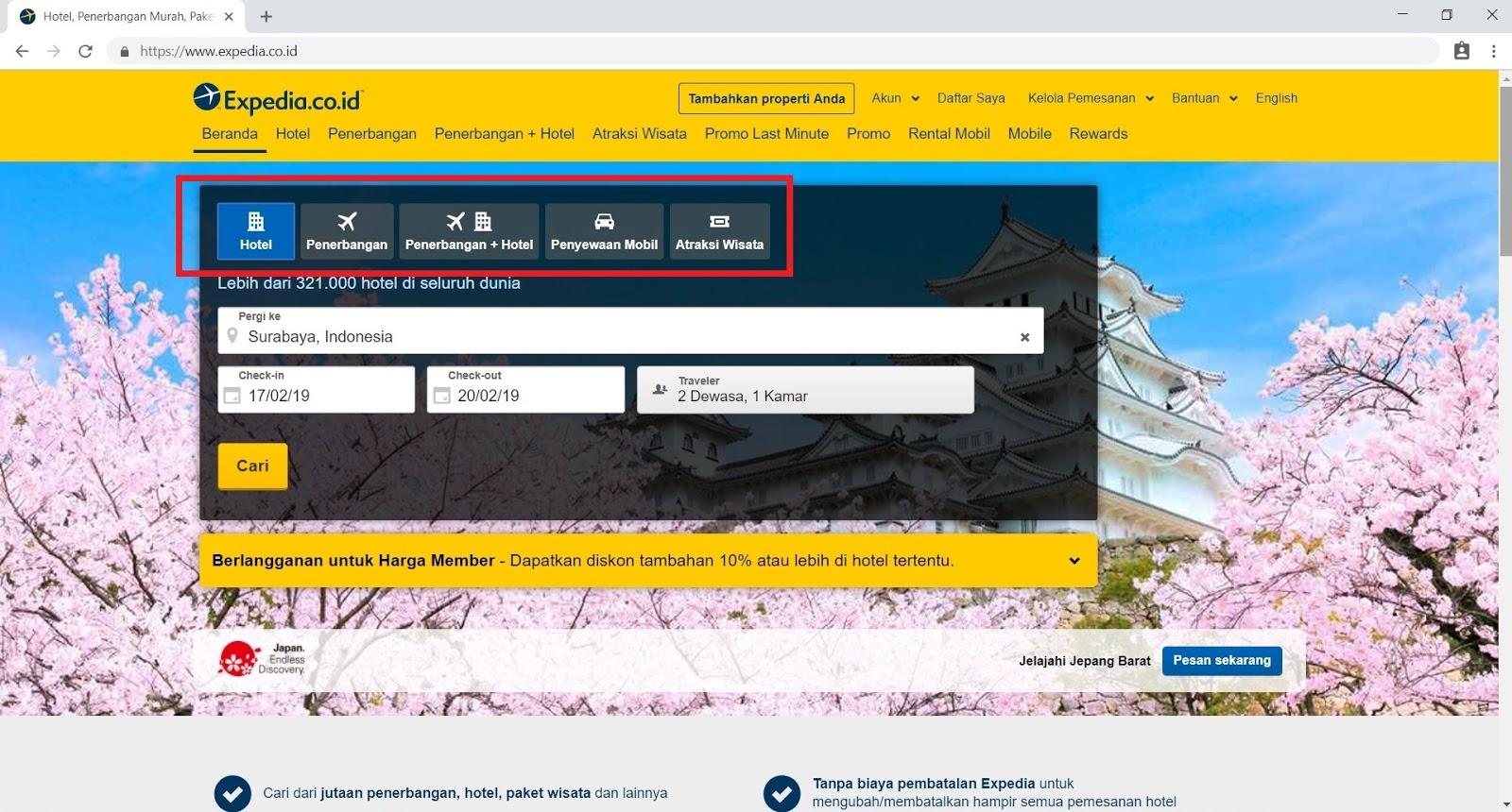 gratis-jasa-reservasi-hotel---flight-via-expedia-tanpa-kartu-kredit---paypal