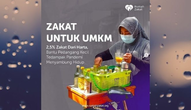 Program Bantuan PPKM Rumah Zakat