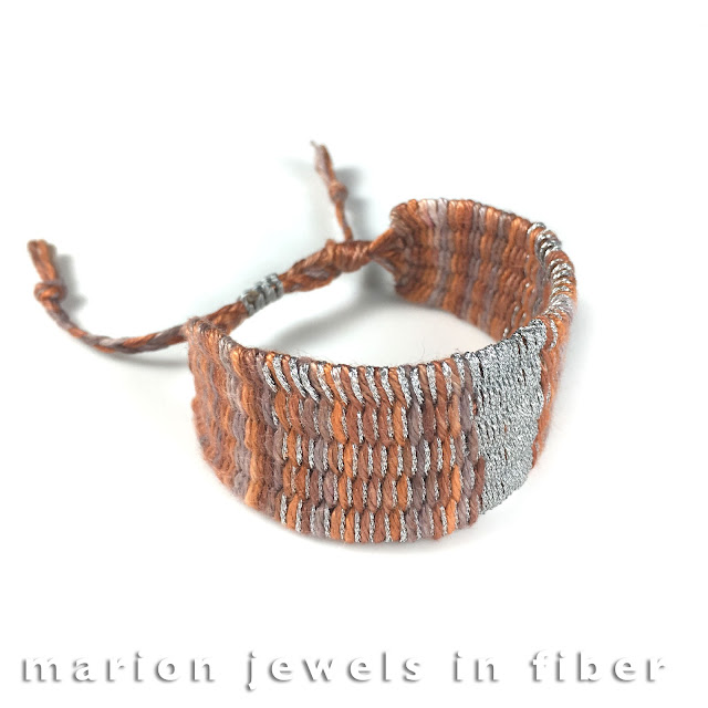 Woven Bracelets - Straw Weaving Method