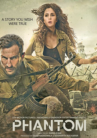 Phantom 2015 Full Hindi Movie Download BRRip 720p