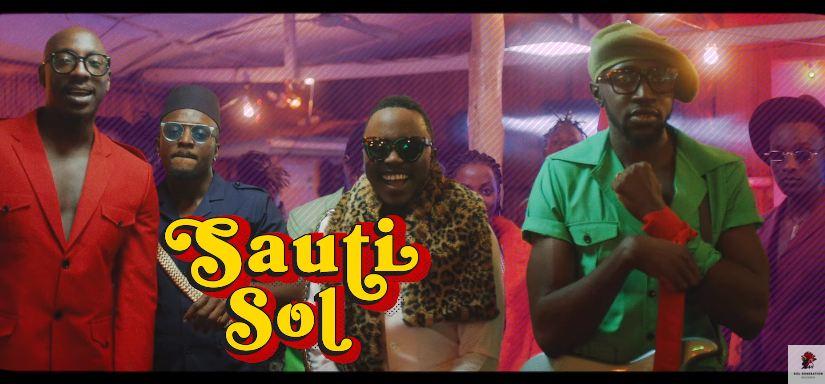 VIDEO | Sauti Sol - Extravaganza Ft. Bensoul, Nviiri The